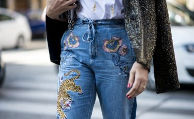 Weekend Wardrobes: Dreaming of Denim