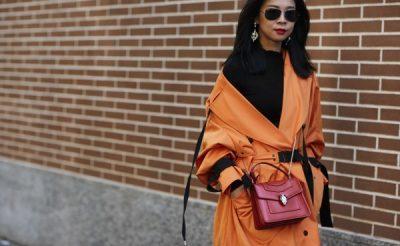 Weekend Wardrobes: Orange Accords