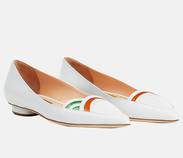 White Hot Summer Loafers