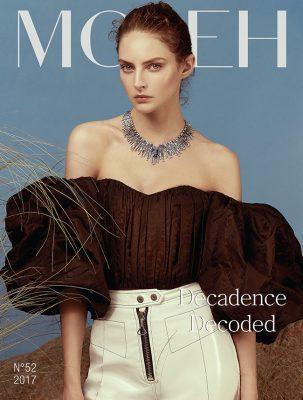 MOJEH Women | Cover Model
