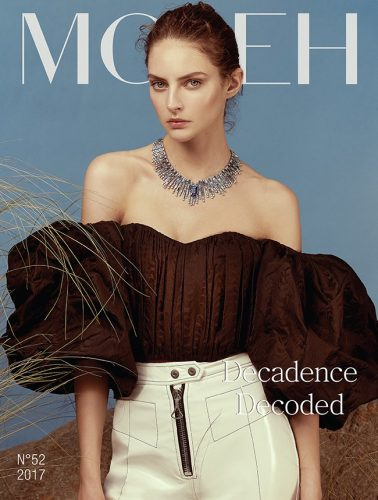 MOJEH Women | Cover Model