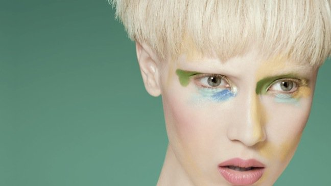 Blonde Ambition, photographed by Nicolas Valois, MOJEH Issue 20