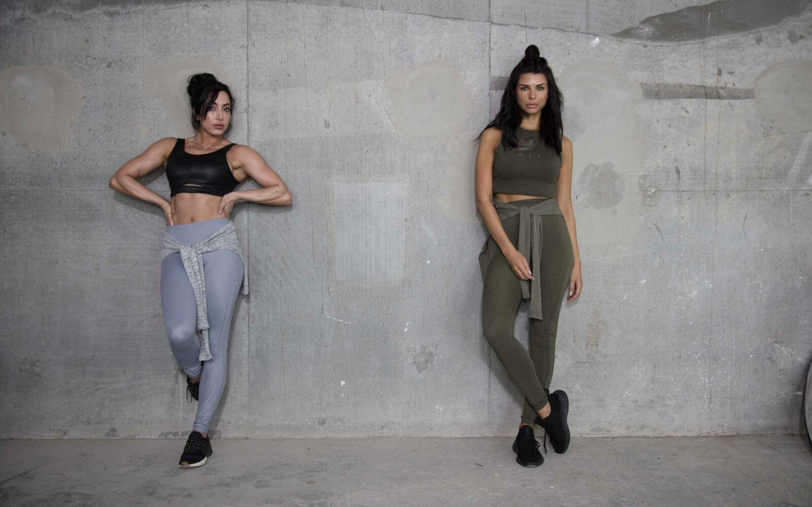 Meet The Five New Faces Of Fitness - MOJEH