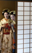 Geiko & Maiko of Kyoto by Robert van Koesveld draws together work from the artist's five-year project of photographing the geiko and maiko of Kyoto, Japan. This exploration of a unique world will be presented at The Empty Quarter Fine Art Photo Gallery. Until March 16