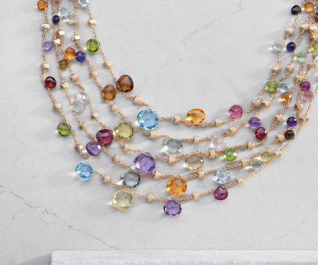 Coloured Gemstones For Every Jewellery Lover