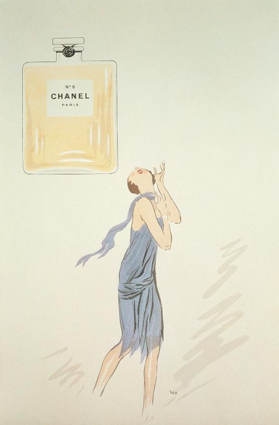 N°5 by Sem 1927