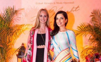 Moda Operandi and Etihad Airways