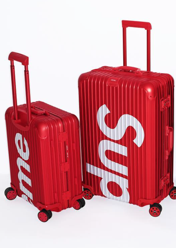 a85a628f0 Supreme X Rimowa Luxury Luggage Collaboration   MOJEH