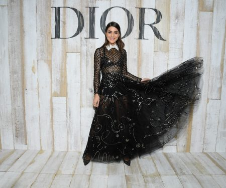 Celebrities Front Row at Dior Cruise 2019
