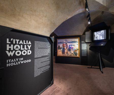 Ferragamo Exhibition Italy In Hollywood