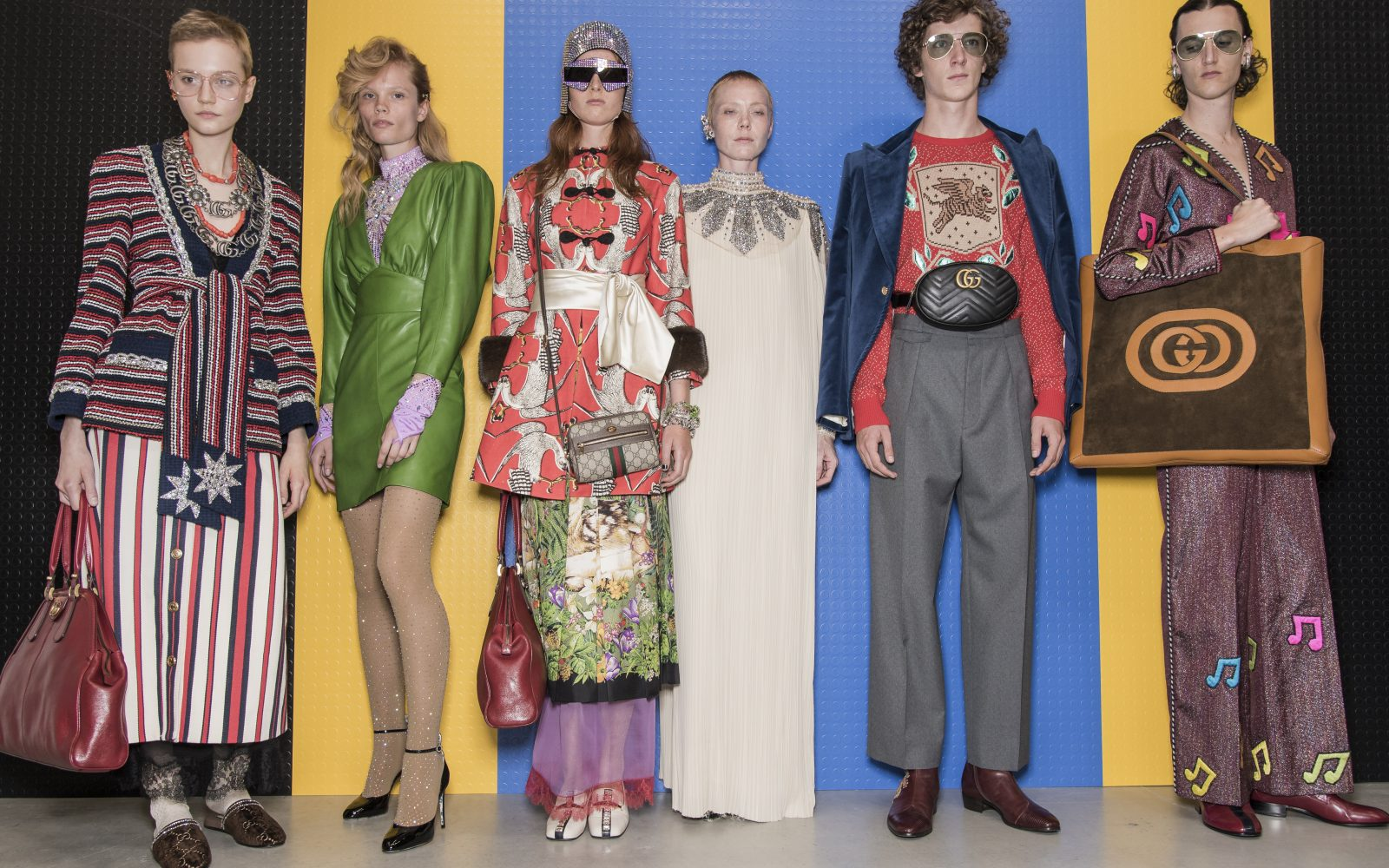 587eeca76a57 Gucci to Show Spring Summer 19 Collection in Paris