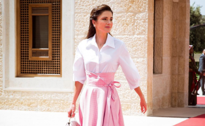 Queen Rania Outfits