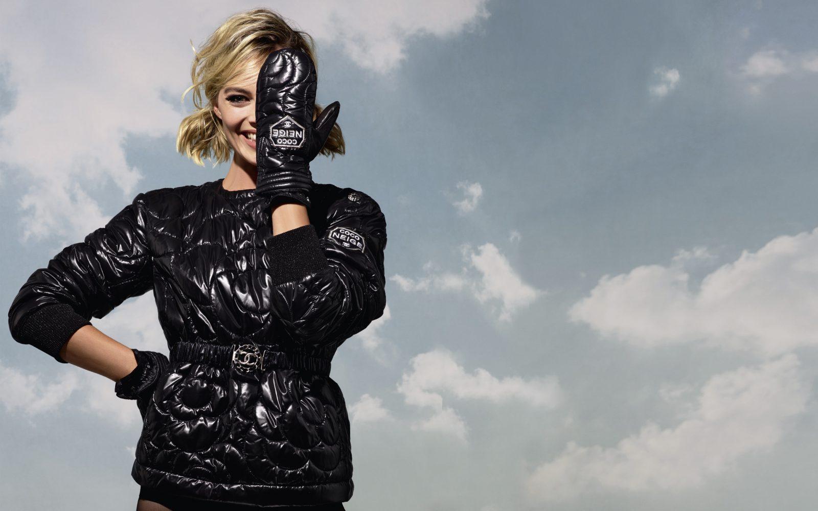 Margot Robbie Stars In Chanel Coco Neige