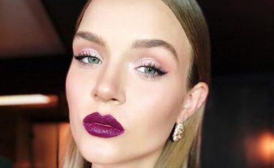 Josephine skriver berry lips