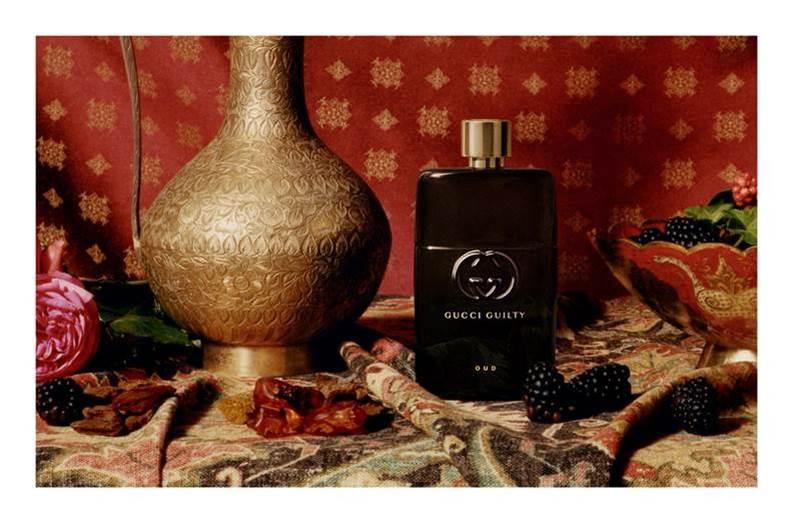 7ae110cef رائحة العود العربية في عطر غوتشي الجديد | جمال | عود | عطور | موجيه