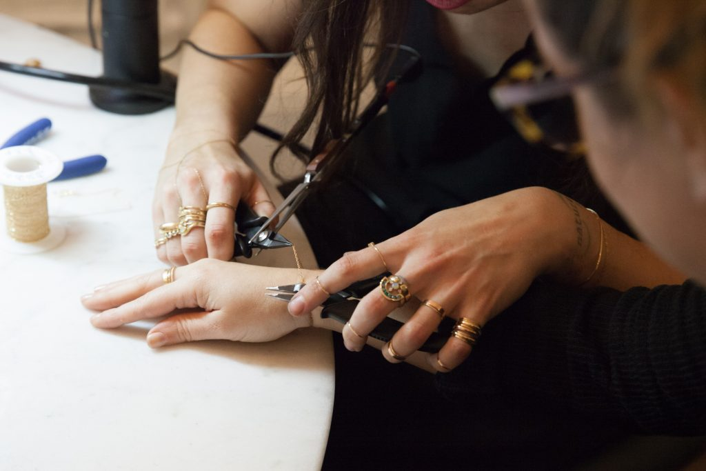 Permanent Jewellery