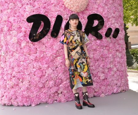 Influencers and their Dior Saddle Bag