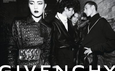 Givenchy Night Noir Campaign