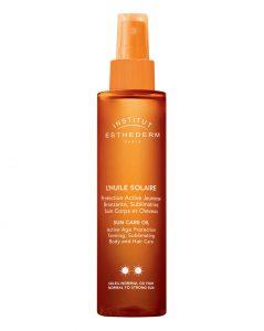 Hair sunscreen