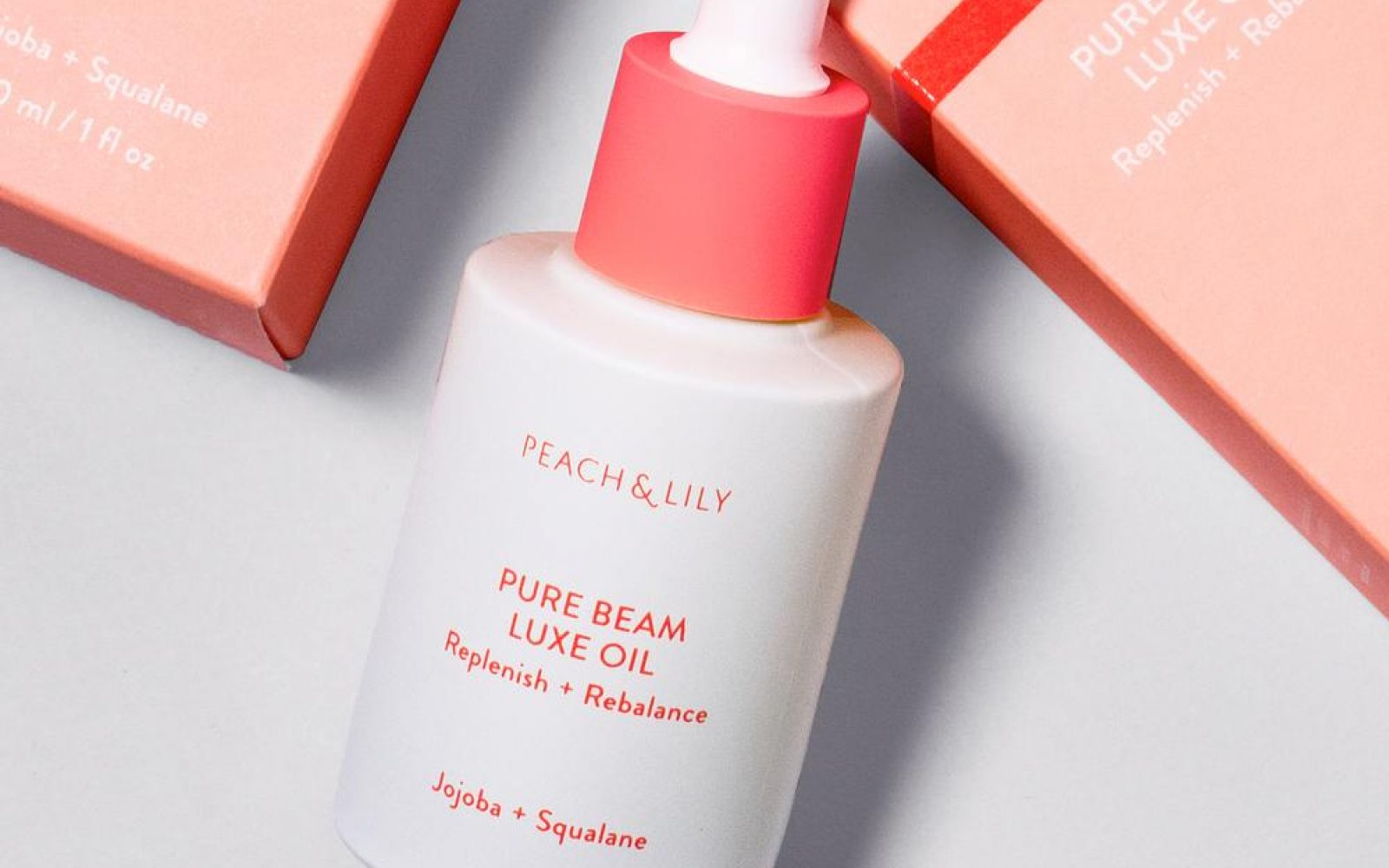 Peach & Lily Skincare: Pure Beam Luxe Oil