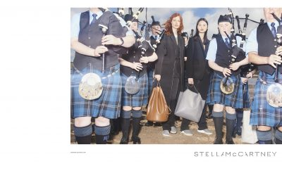Model Nina Marker Stars In Latest Stella McCartney Film