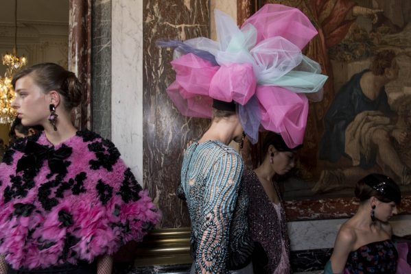 Haute Couture Headpieces