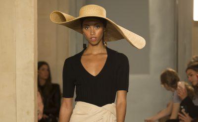Oversized hats