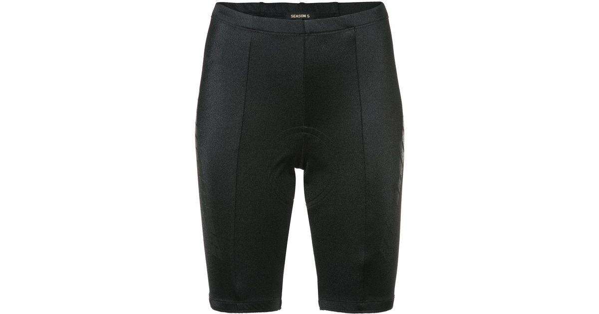 Bike shorts trend