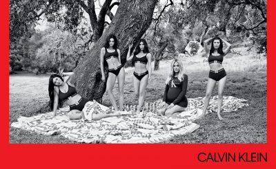 The Kardashian's Calvin Klein Ad