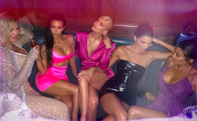 Kylie Jenner Celebrated Her 21st