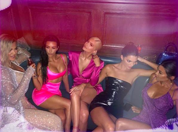 Kylie Jenner Celebrated Her 21st