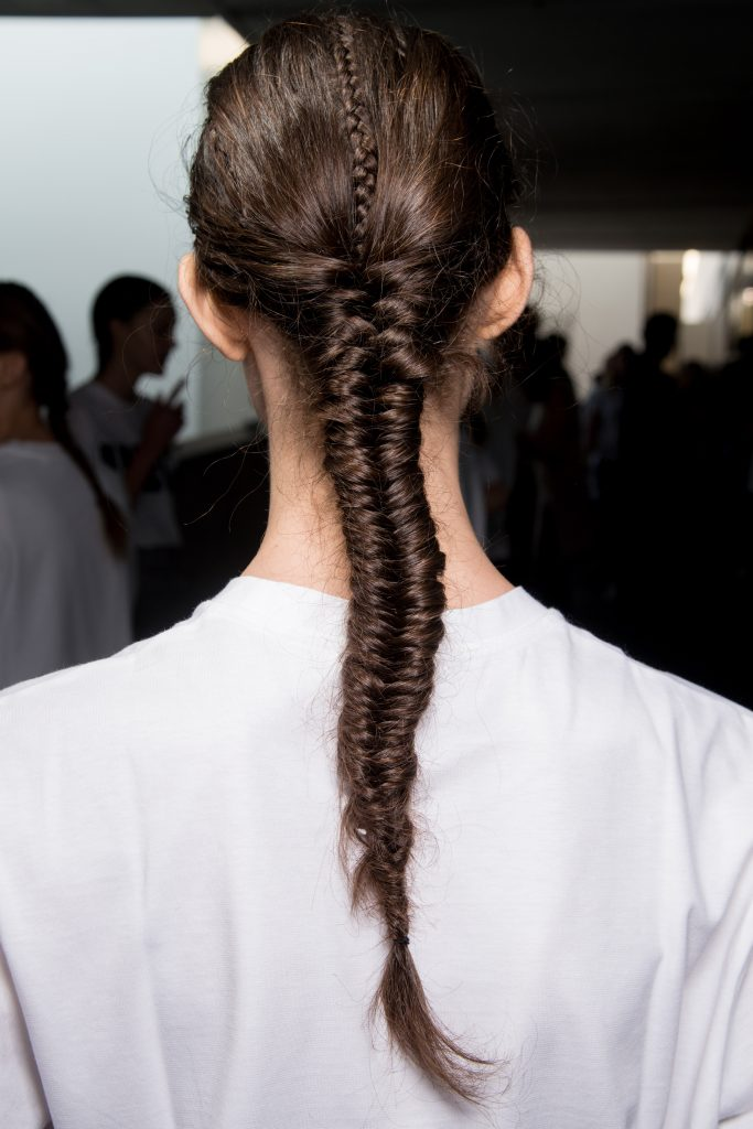 Hot Weather Hairstyles