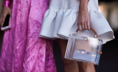 Transparent Handbags