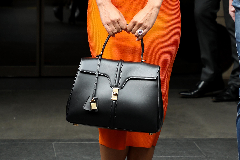 ccc184700e99 Hedi Slimane Reveals The Celine 16 Handbag