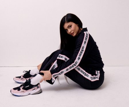 Kylie Jenner Joins Adidas