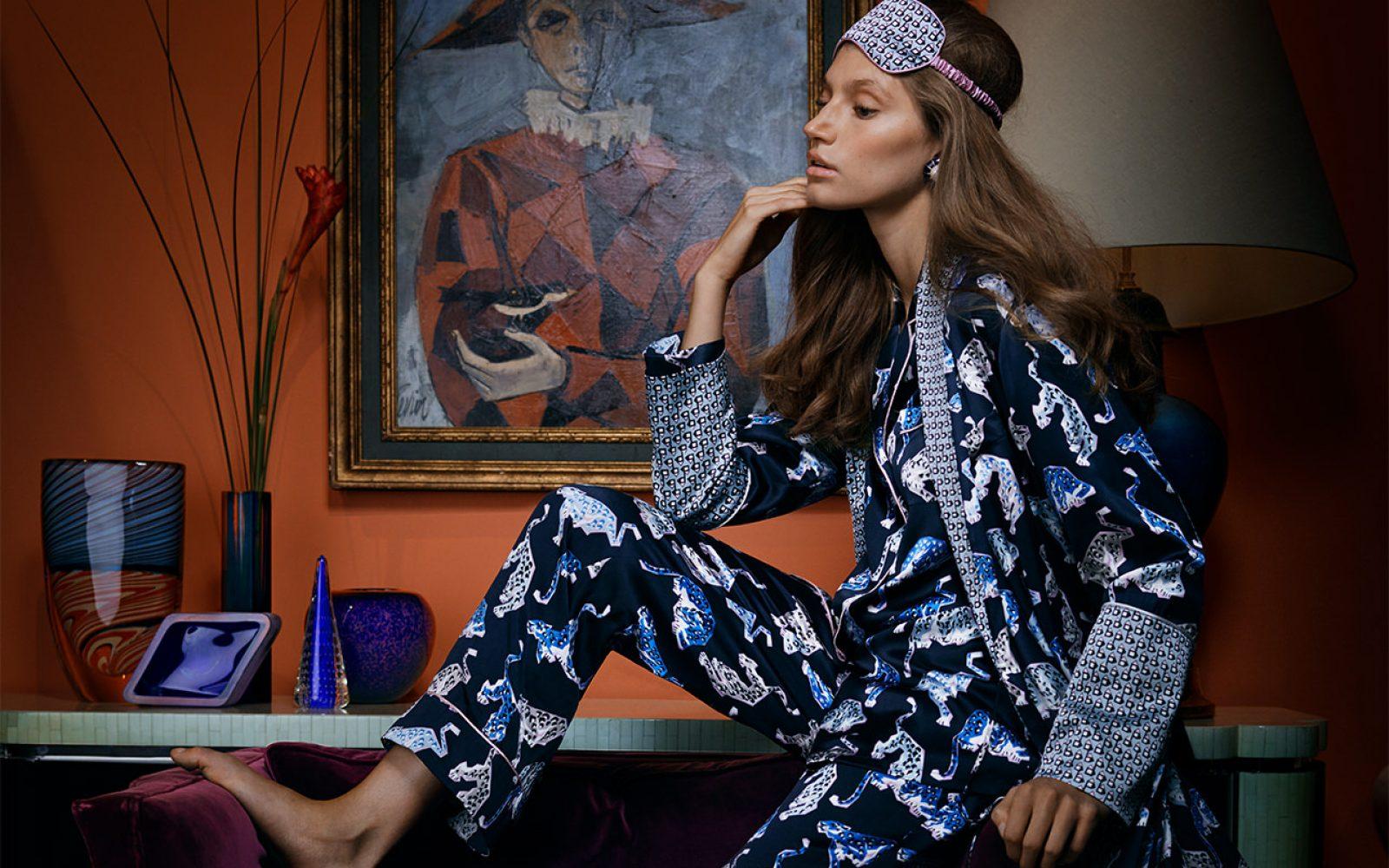 48913c9386 The Best Luxury Sleepwear Brands