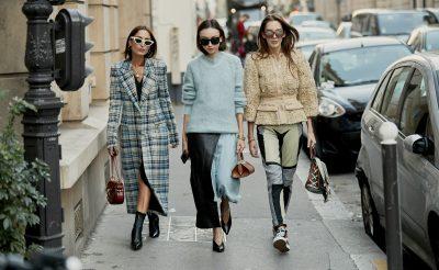Paris Fashion Week SS19 Street Style
