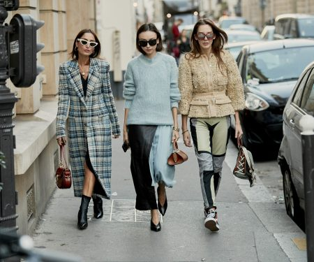 Paris Fashion Week SS19 Street Style