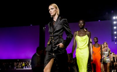 Michael Kors Holdings has acquired Versace
