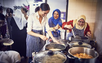 Meghan Markle Is Releasing A Cookbook