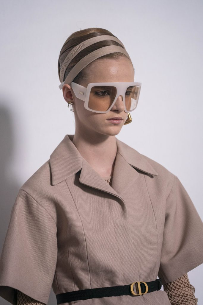 2228e8883b Oversized Sunglasses Are Back In A Big Way For SS19
