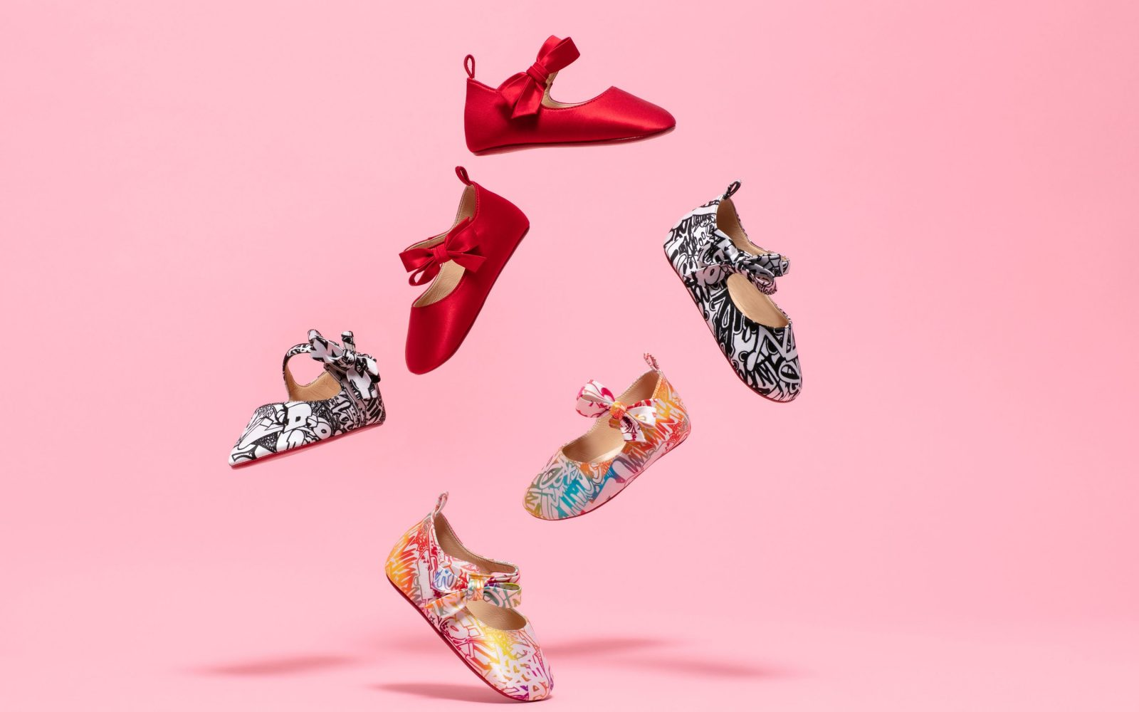 Christian Louboutins Much-Loved Baby Shoes Are Coming Back