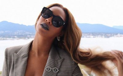 How To Wear Grey Lipstick Like Beyonce