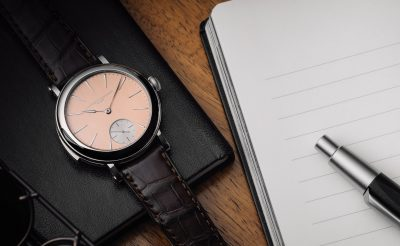 Vanessa Monestel Of Laurent Ferrier Interview