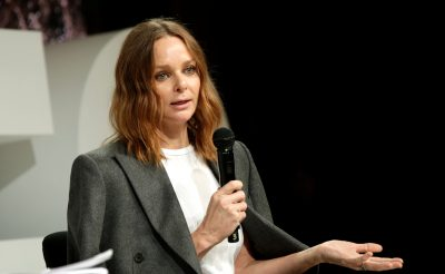 Stella McCartney Cares Green