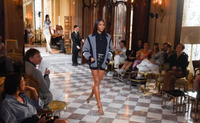 Naomi Campbell Launches New YouTube Channel
