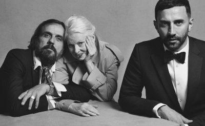 Vivienne Westwood x Burberry