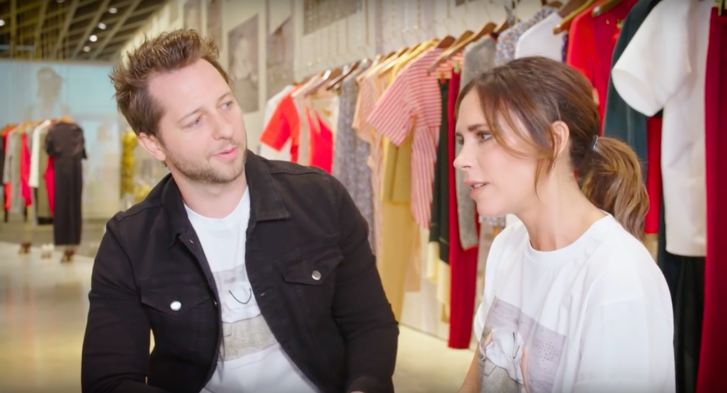 Victoria Beckham Is Launching A YouTube Channel