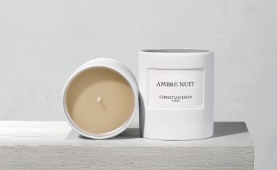 Luxurious Candles For The Festive Season