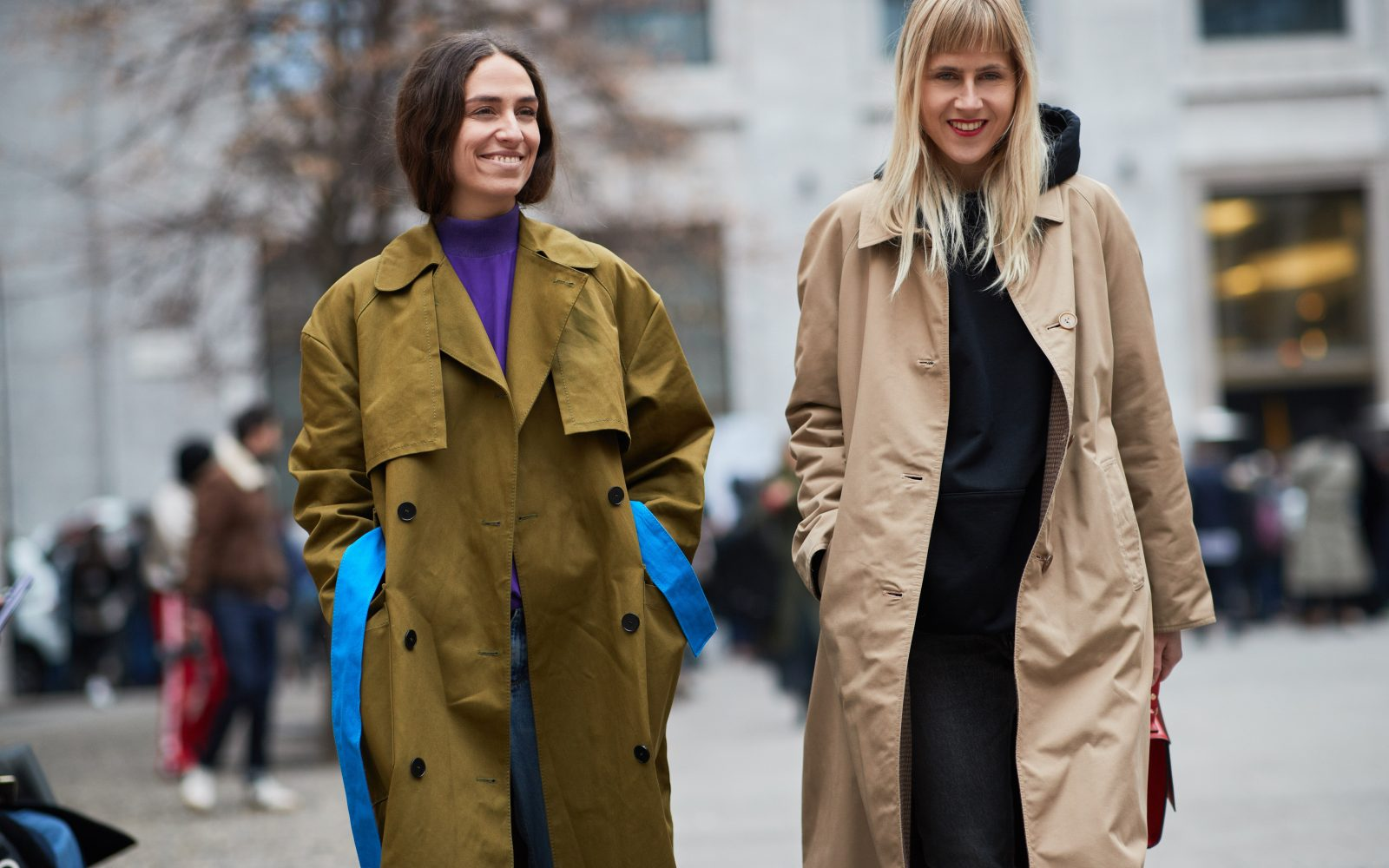 Five Trench Coats You Can Wear Now And Forever